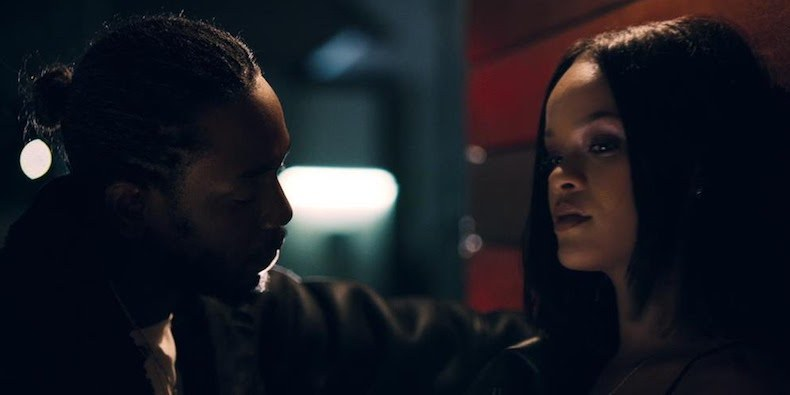 "Kendrick Lamar ""LOYALTY."" Music Video"