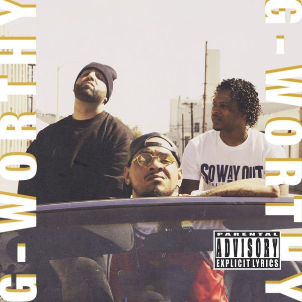 G. Perico, Jay Worthy and Cardo Link for 'G-Worthy' Project