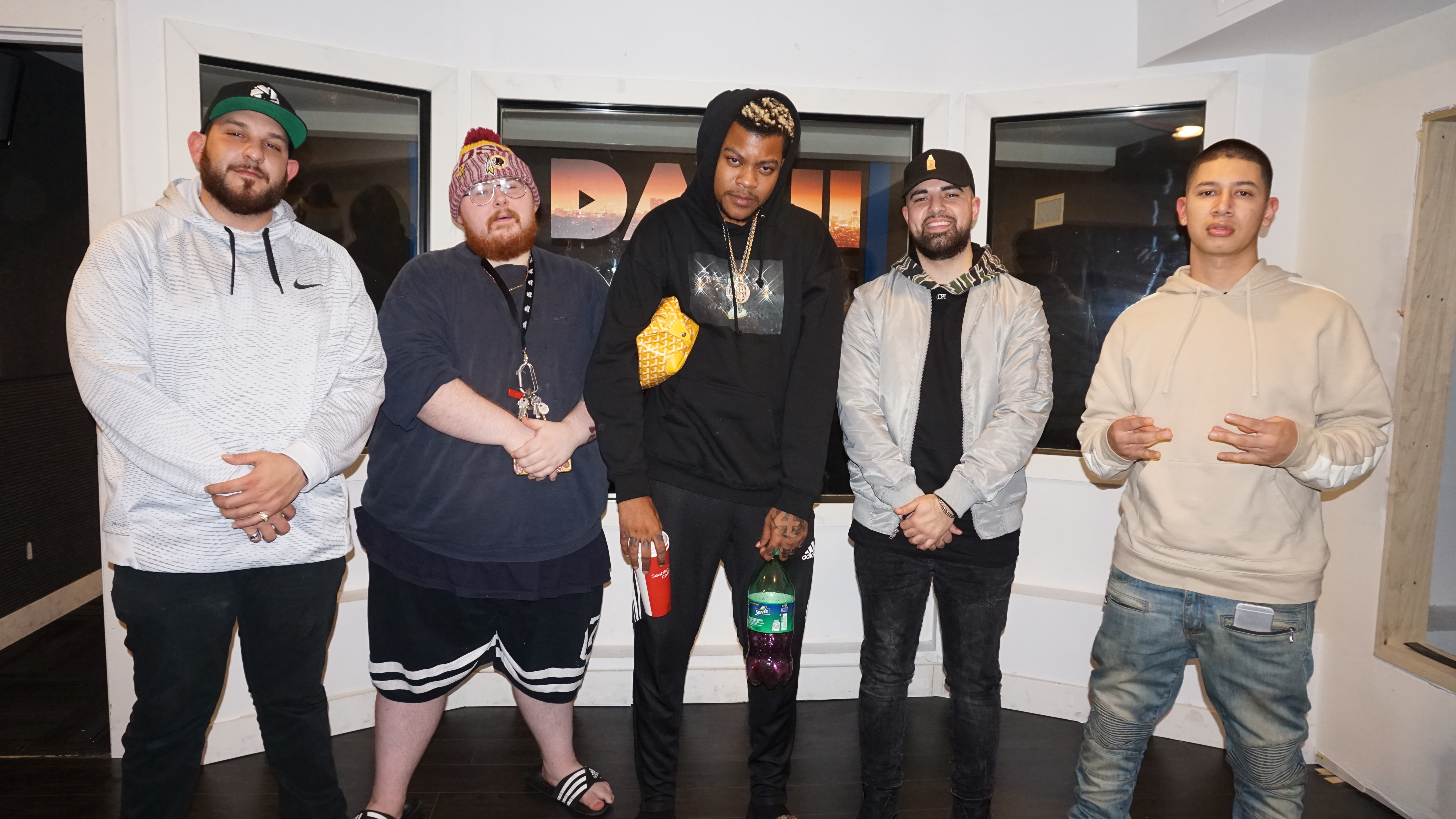 Rosecrans Radio 041 With Cypress And Hef Featuring Bino Rideaux