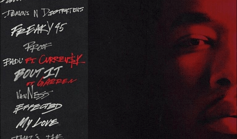 "Cozz drops Effected Tracklist & New Single ""Bout It"" Ft. Garren Prod. by Meez"