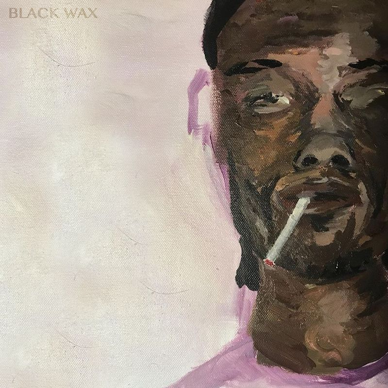 "Huey Briss – ""Black Wax"" EP"