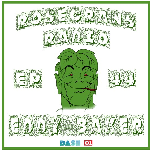 Rosecrans Radio 044 With Hefstradamus Featuring Eddy Baker