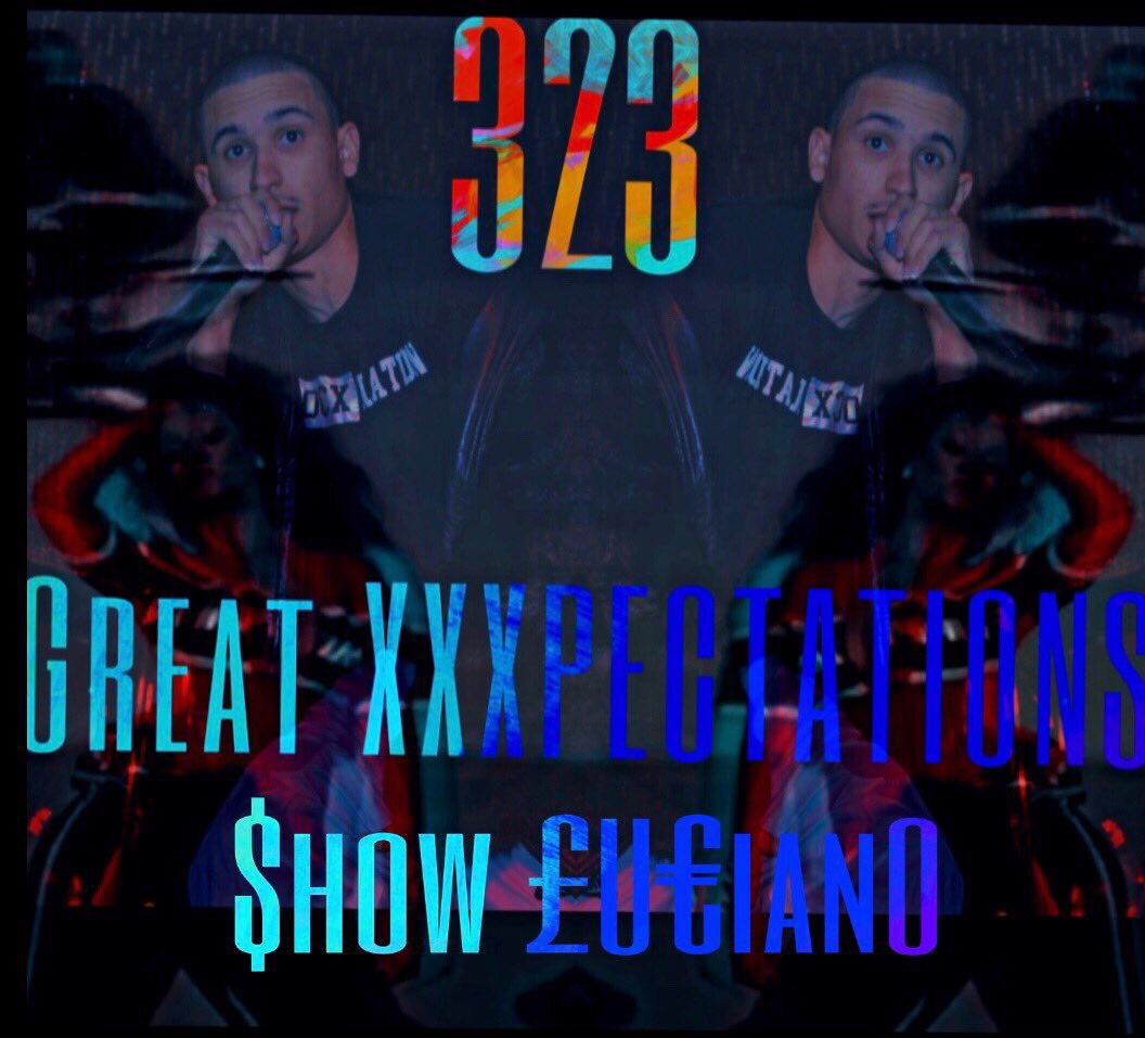 """$how Luciano Shows Out on """"GREAT XXXPECTATIONS""""  Project."""