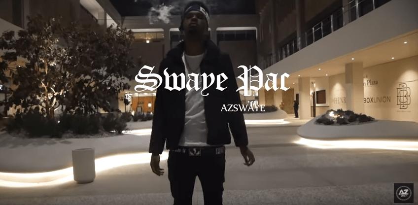 "AzSwaye – ""SWAYEPAC"" Music Video (Prod. by RobTwo)"