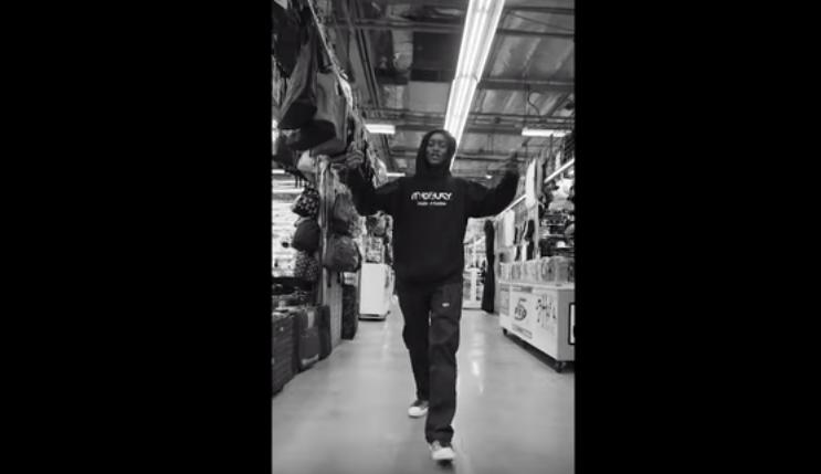 "Buddy – ""Black"" Feat. A$AP Ferg Vertical Music Video"
