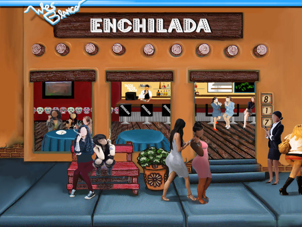 Wes Blanco – Enchilada