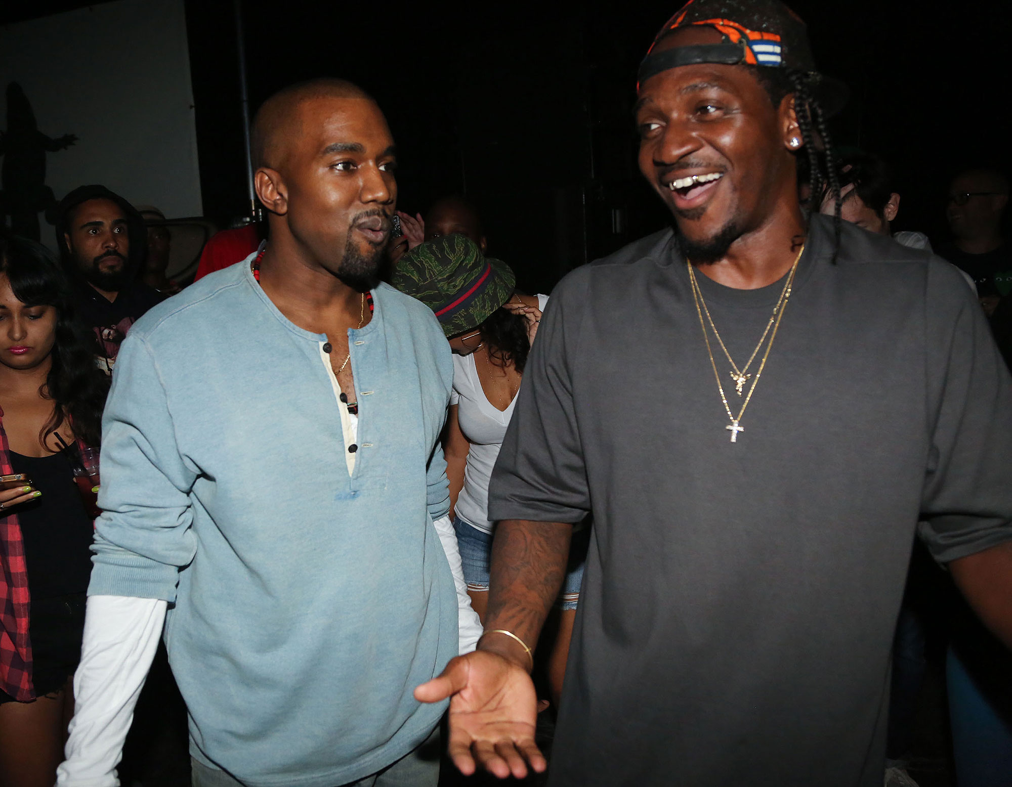 """Pusha T responds to Drake with """"The Story of Adidon"""""""