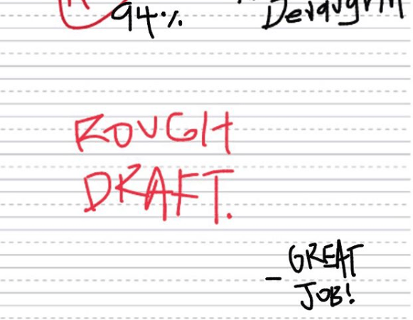 "KB Devaughn releases a ""Rough Draft"""