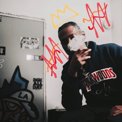 "Mani Coolin' – ""The Pull Up"" Prod. by Ashton McCreight"