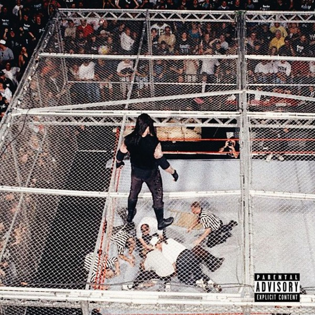"Richie Bux & Big Homie Stone – ""Cage Fight"" (Prod. by AK 187)"