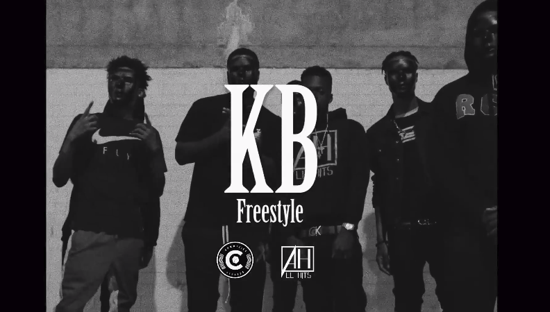 "KB – ""Freestyle"" Prod. by Louie Ji & Meez"