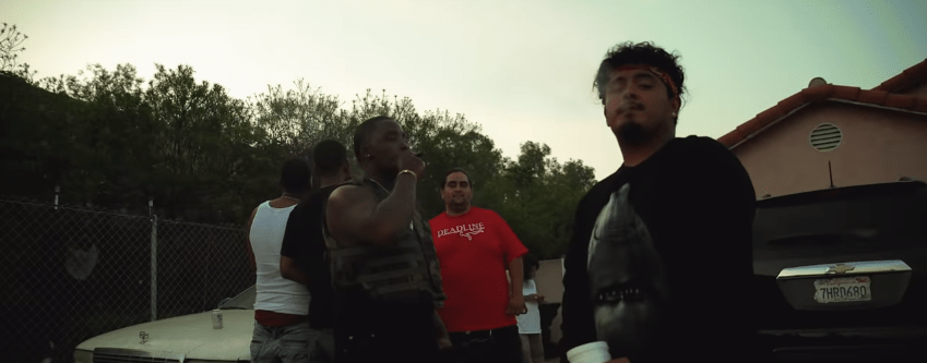 "Joey Fatts – ""Parked"" Feat. A$ton Matthews Music Video"