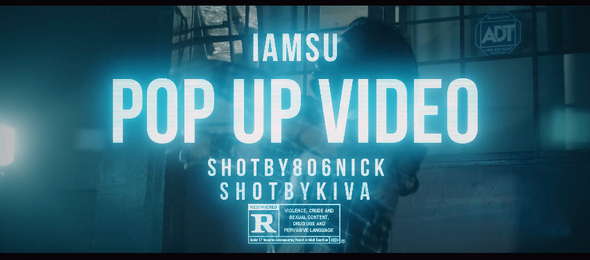 "IAMSU! – ""Pop Up Video"" Music Video"