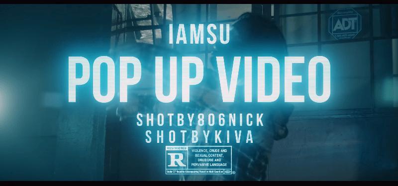 "IAMSU! – ""Pop Up Video"" Music Video"