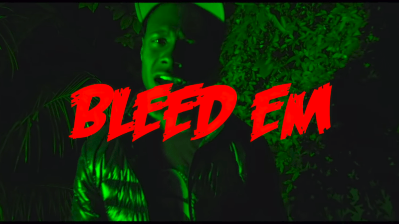 "1TakeJay – ""Bleed Em"" Feat. AzChike Music Video Dir. by @XLowLife777"