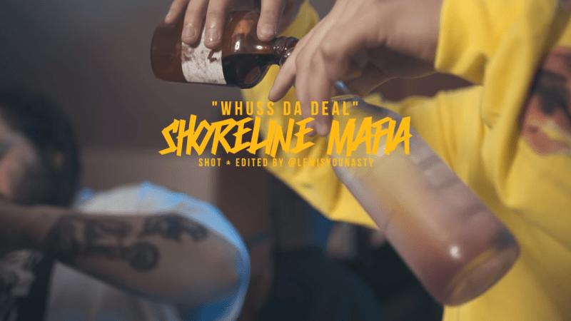 "Shoreline Mafia Releases ""Whuss Da Deal"" Music Video Dir. by LewisYouNasty Prod. by Ron-Ron"