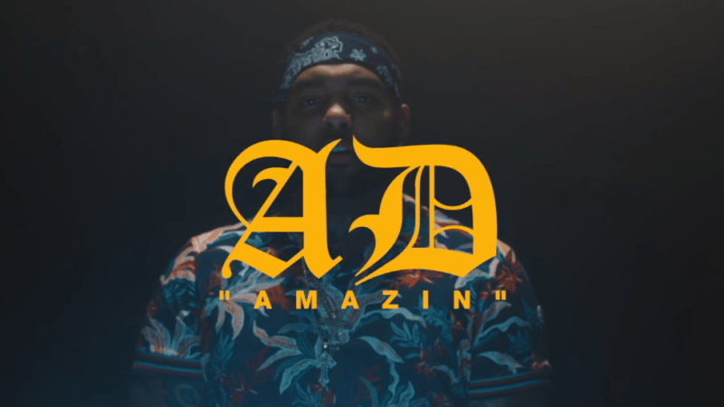"AD – ""Amazin"" Music Video"