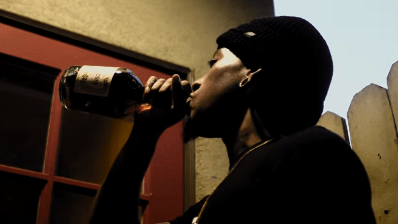 "AzChike – ""Licked Up"" Music Video Feat. Almighty Suspect Dir. by IMGFilms"