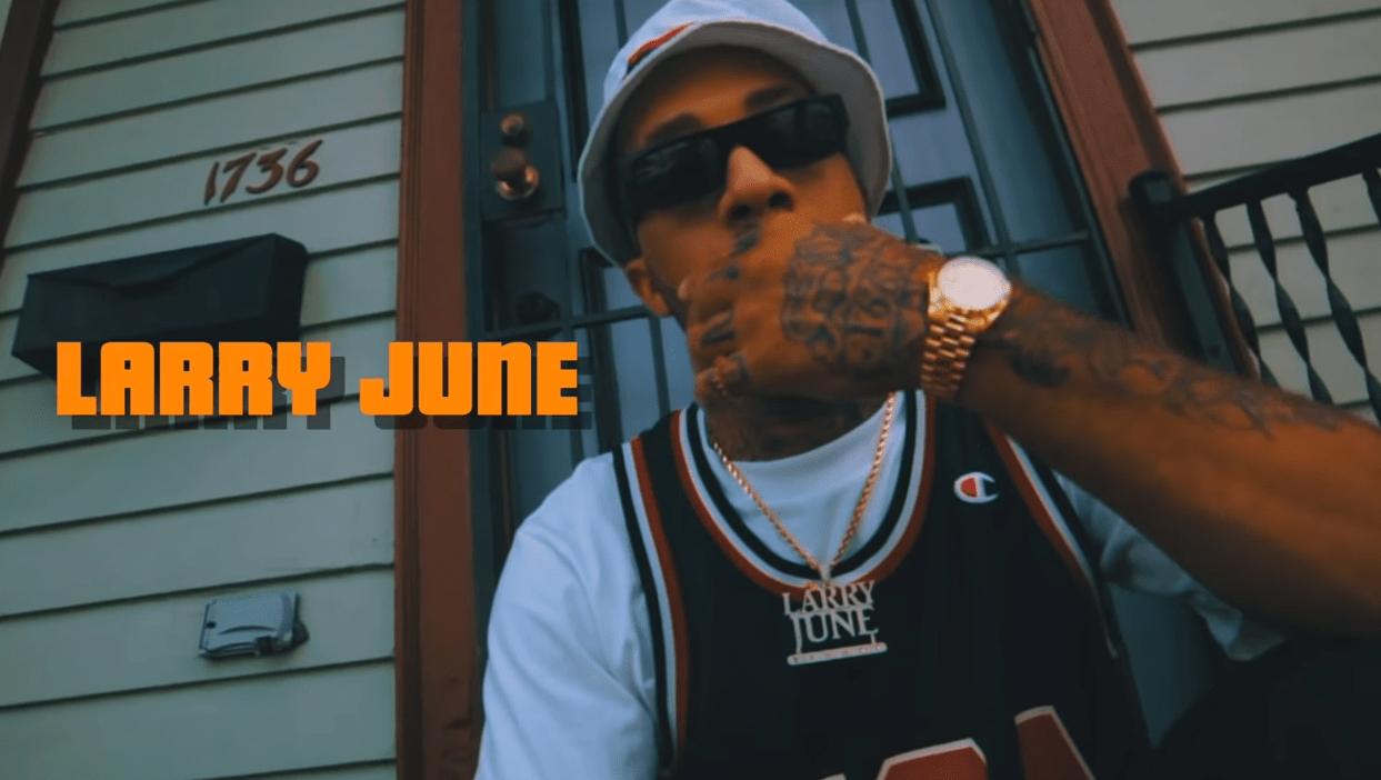 "Larry June – ""Smoke & Mirrors"" Feat. Curren$y Music Video Shot by @GirlsLoveTrey"