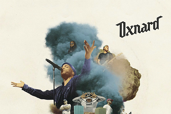 "Anderson .Paak – ""Oxnard"" Album Stream"