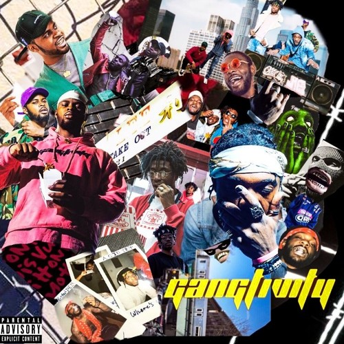 New album Alert From The Rap Collective Gangtivity