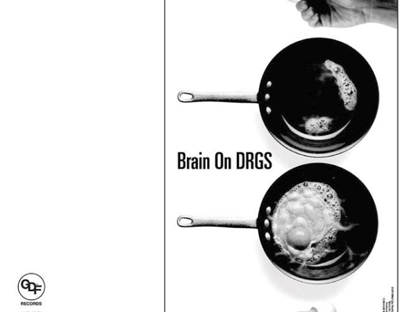 "LNDN DRGS x Left Brain ""Brain On DRGS"""