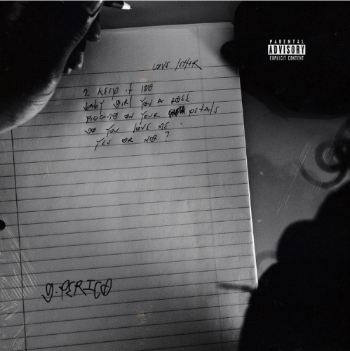 """G Perico – """"Love Letter"""" Feat. Polyester The Saint Prod. by Dupri"""