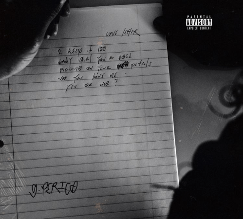 "G Perico – ""Love Letter"" Feat. Polyester The Saint Prod. by Dupri"