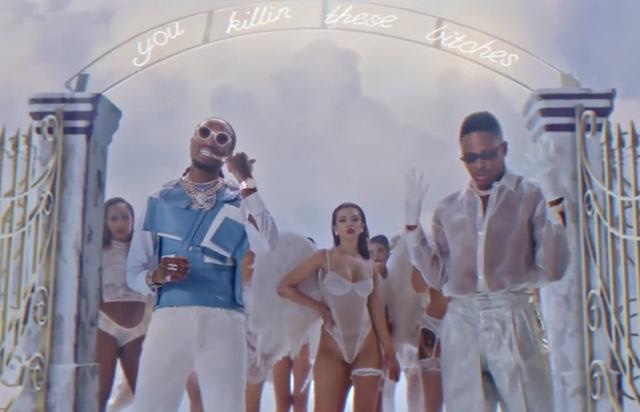 "YG – ""Slay"" Music Video Feat. Quavo"