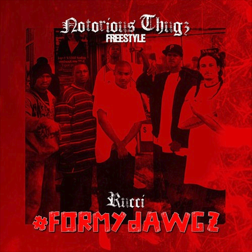 """Rucci – """"Notorious Thugz"""" Freestyle"""