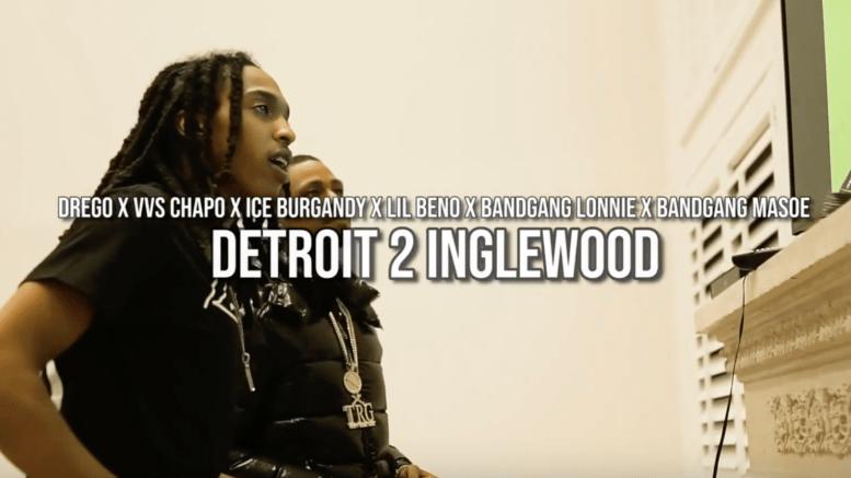 Detroit 2 Inglewood, The Hardbody Highway