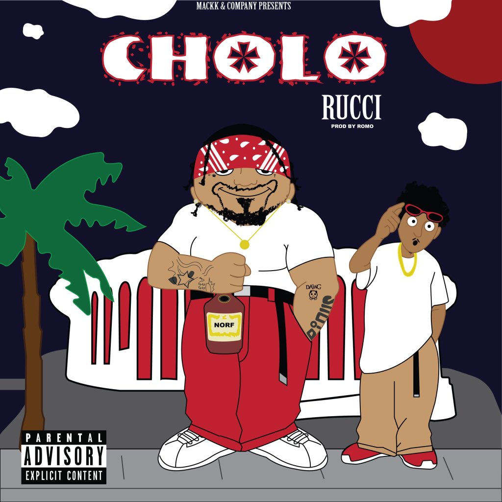 """Cholos Rejoice, Rucci Finally Releases His Long Awaited """"Cholo"""" Track"""