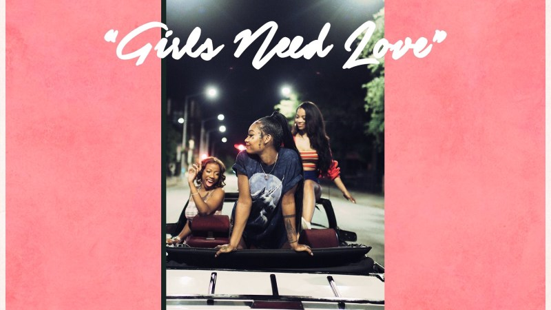 "Drake remixes Summer Walker's ""Girls Need Love"""