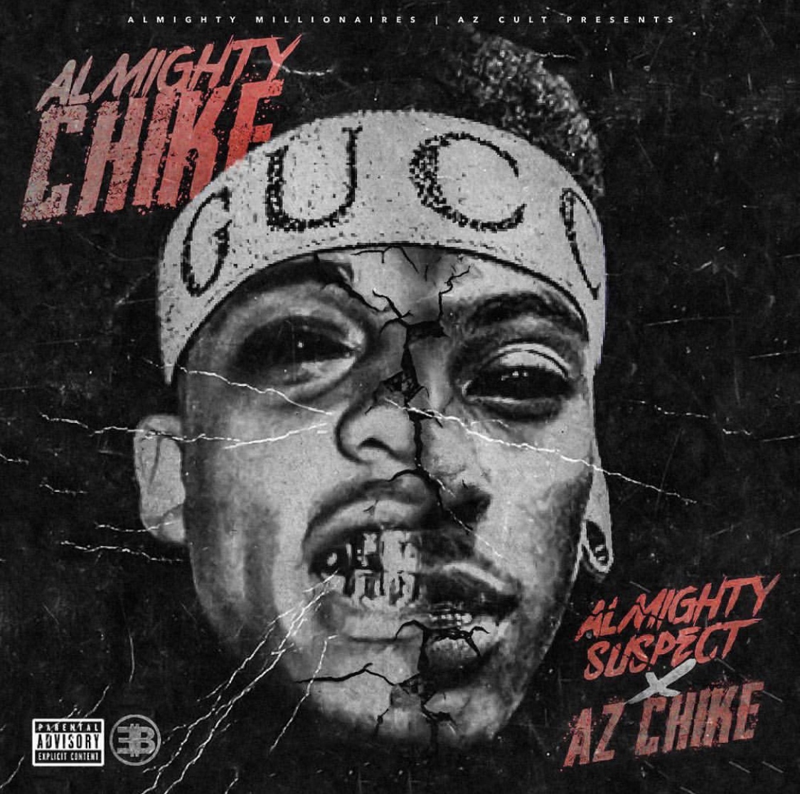 AzChike & AlmightySuspect join forces for AlmightyChike EP