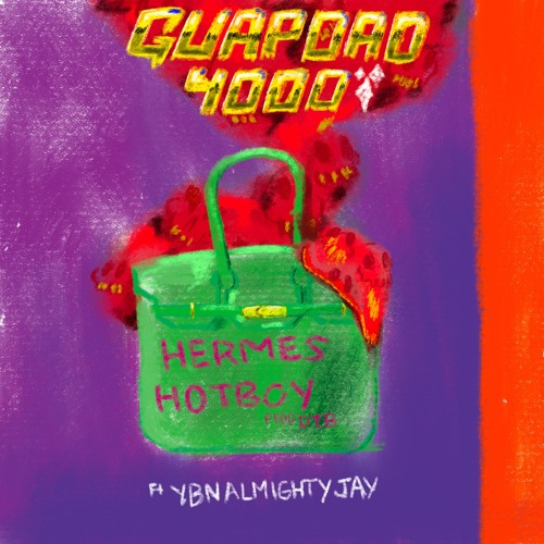 "GuapDad4000 – ""Hermes Hotboy"" Feat. YBN Almighty Jay (prod. DTB)"