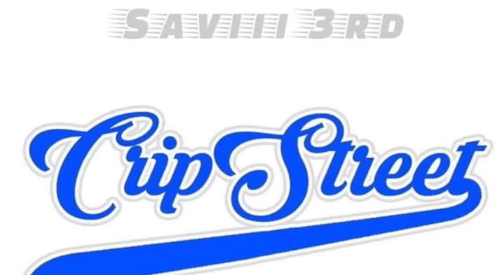 "Saviii 3rd – ""Crip Street"" Feat  $tupid Young 