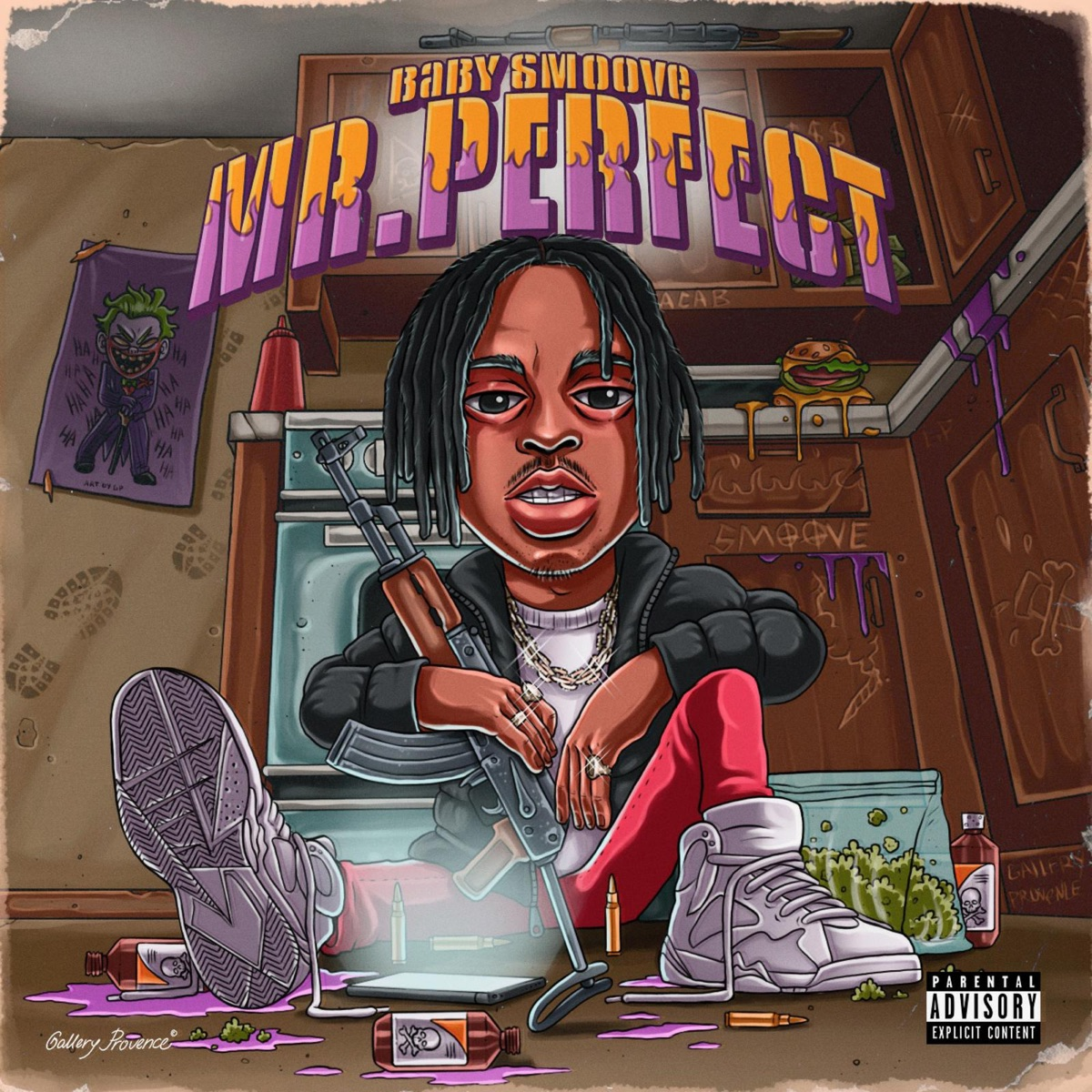 """Baby Smoove Drops Off New Project """"Mr. Perfect"""" + Visual For """"Akorn"""""""