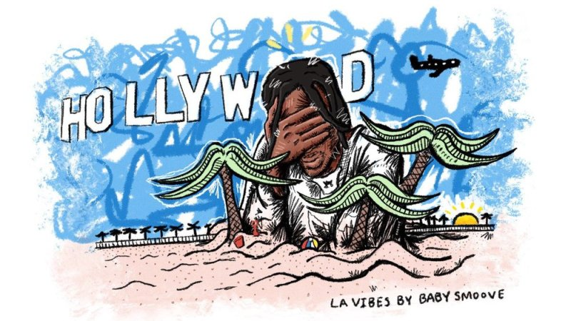 "Baby Smoove – ""LA Vibes"" EP"