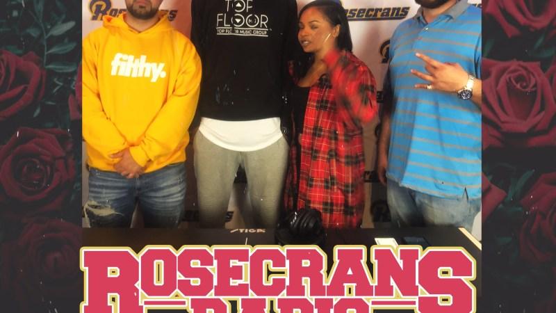 LISTEN—Rosecrans Radio 113: Xavier Interview