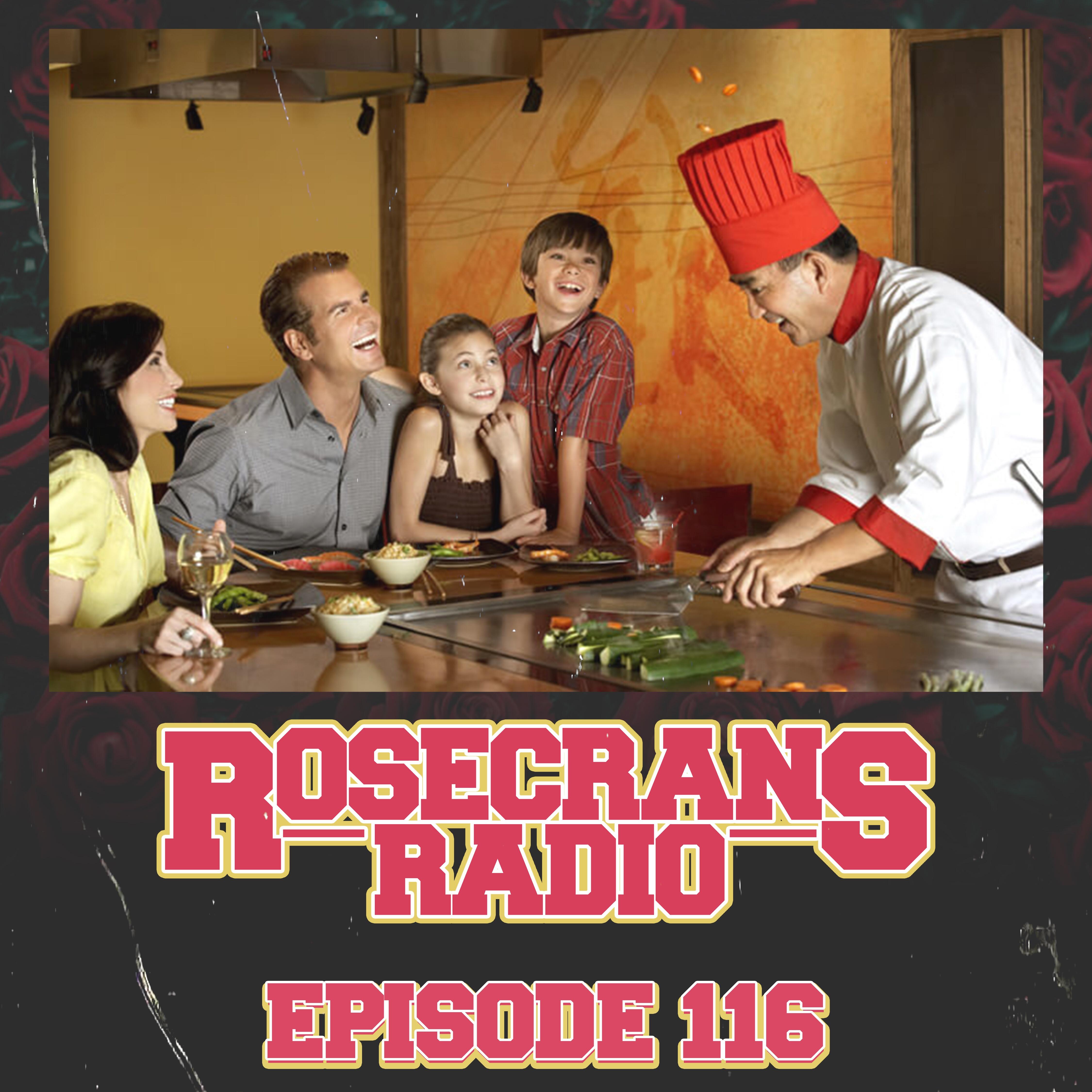 LISTEN— Rosecrans Radio 116: Pidgeon Food