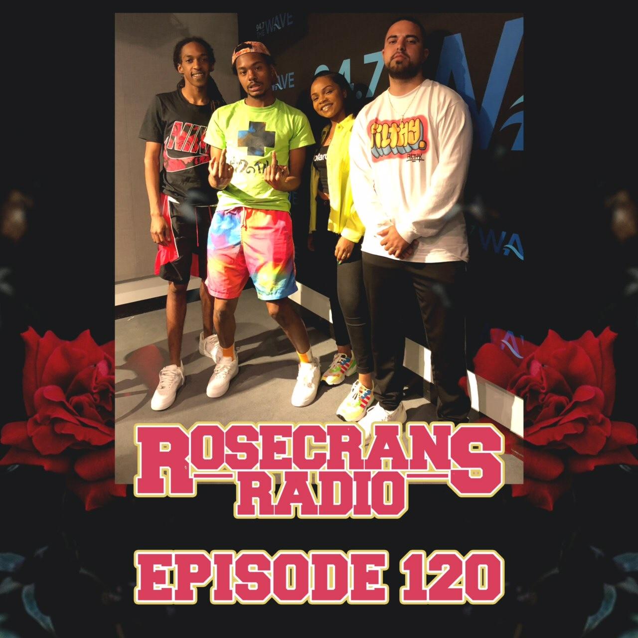 LISTEN—Rosecrans Radio 120: DREGO & BENO INTERVIEW