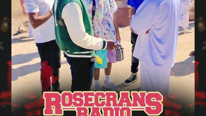 Rosecrans Radio 131: It's Been A Rocky Week