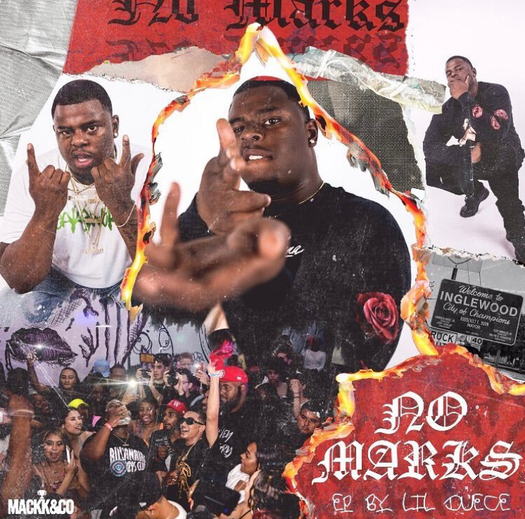 """Lil' Duece Releases Debut EP """"No Marks"""""""