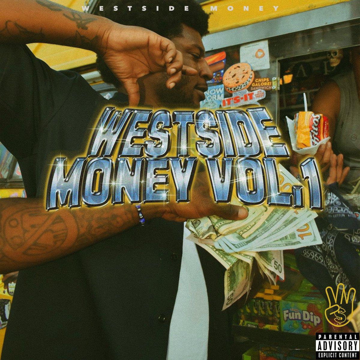 "Rich Espy – ""Westside Money Vol. 1"""