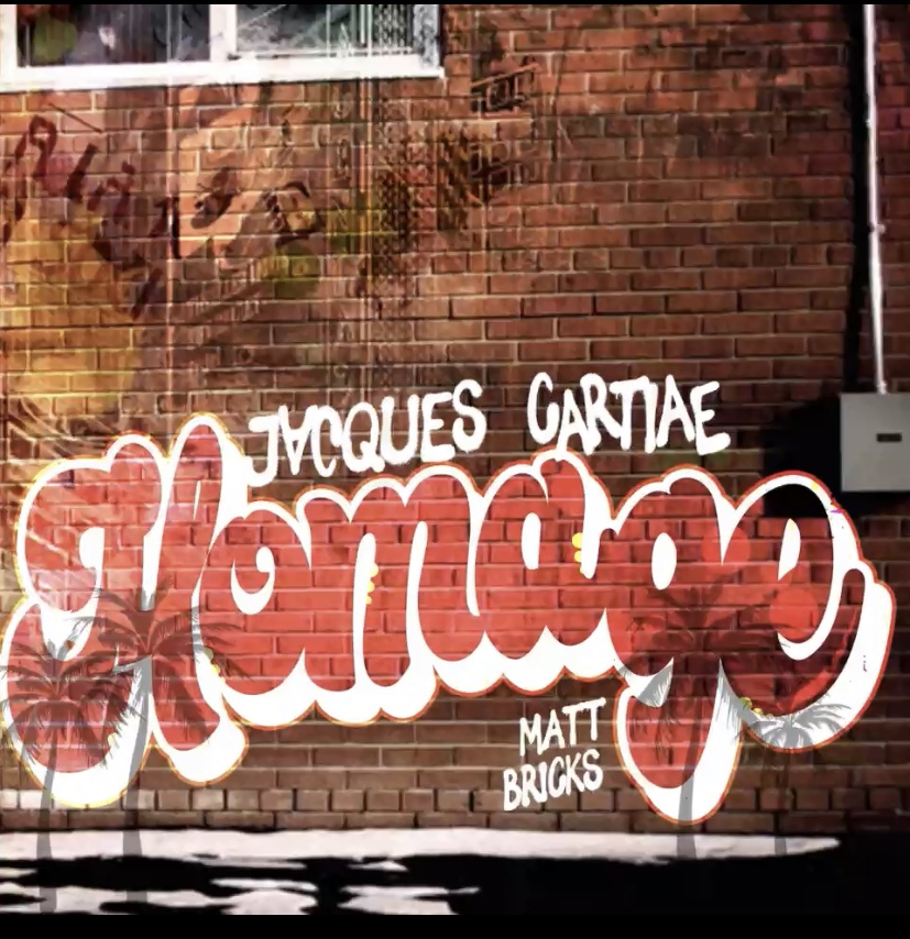 "Jacques Cartiae Pays ""Homage"" On Track With Production By Matt Bricks"