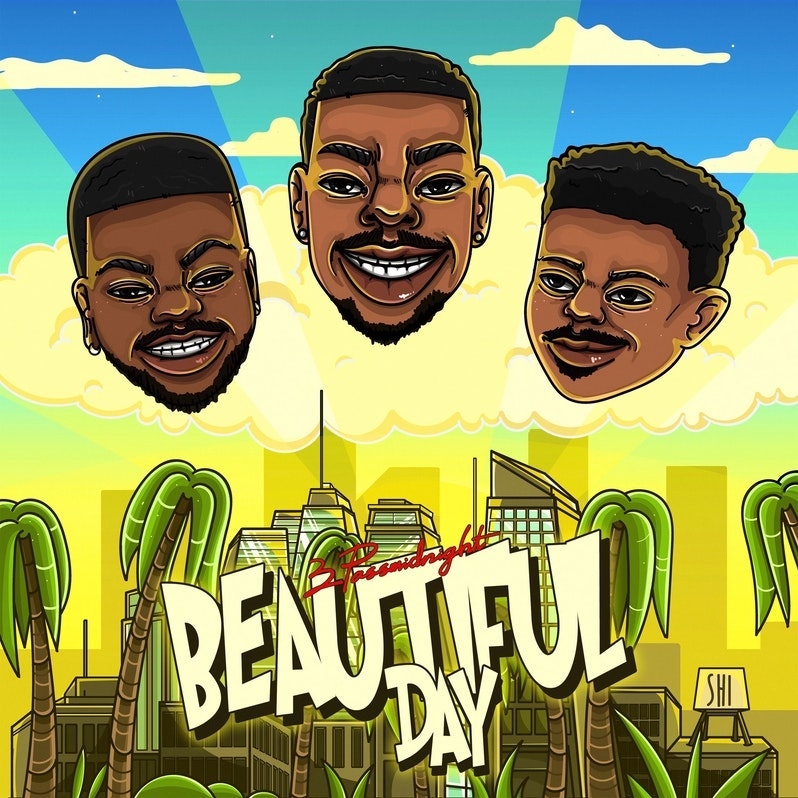 "3PassMidnight Is Laying Down The Gravel To Repave A Very Important Lane In LA Hip Hop | Watch ""Beautiful Day"" Now 