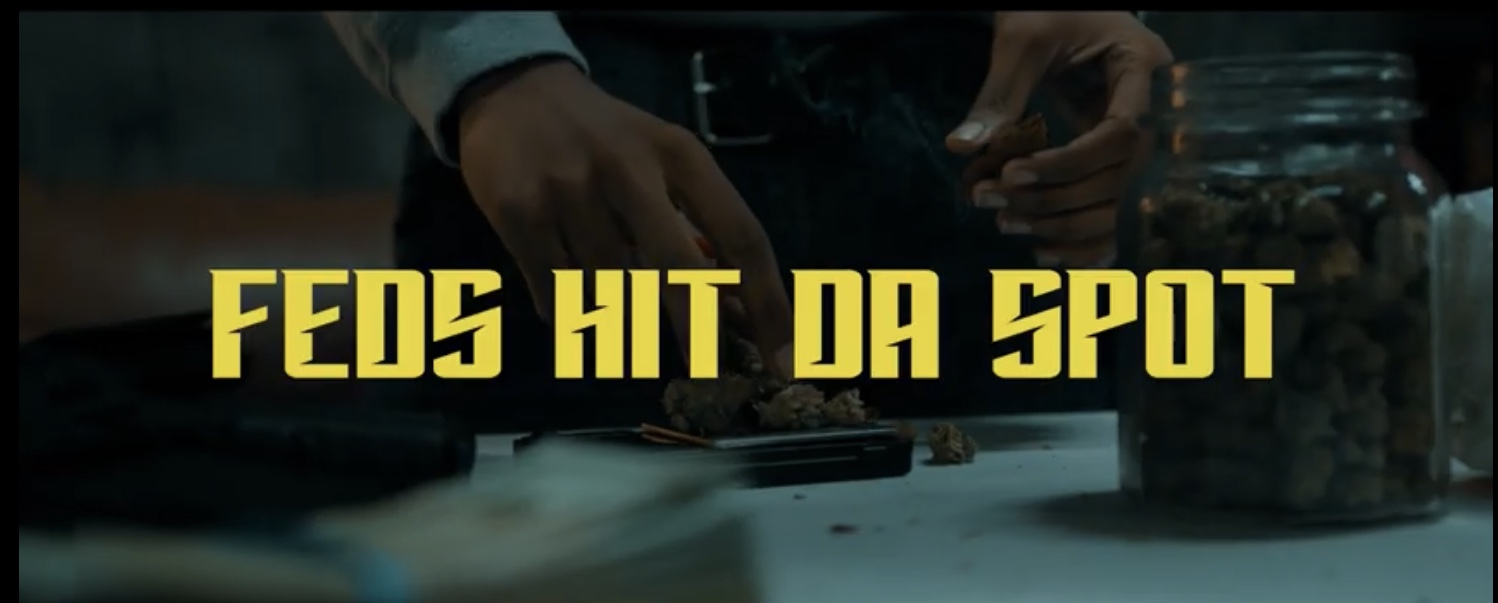 "YS Stars In Self Directed ""Feds Hit Da Spot"" Mini Movie"