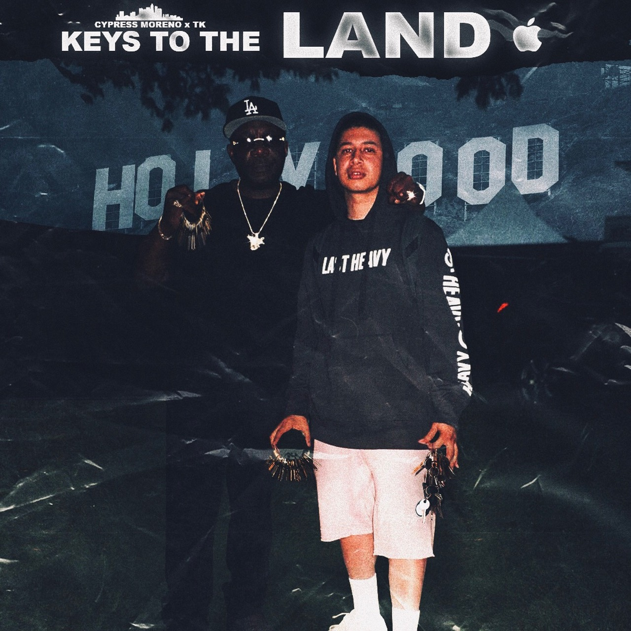 "Cypress Moreno & TK Kimbro Collaborate For ""Keys To The LAnd"" Playlist On Apple Music"