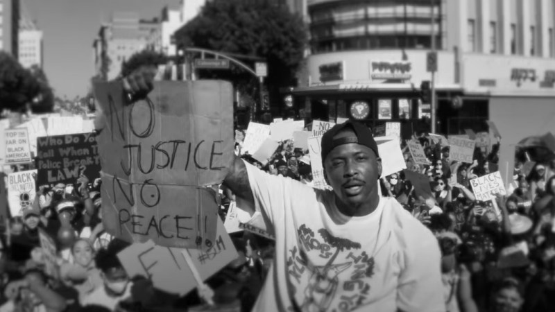 YG drops 'FTP' video filmed during Black Lives Matter Protest