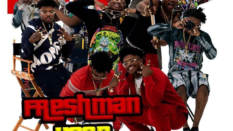 "KingMostWanted Releases ""Freshman Year"" Project"